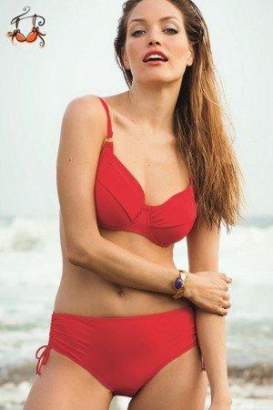 Twiggy bikini felső, piros