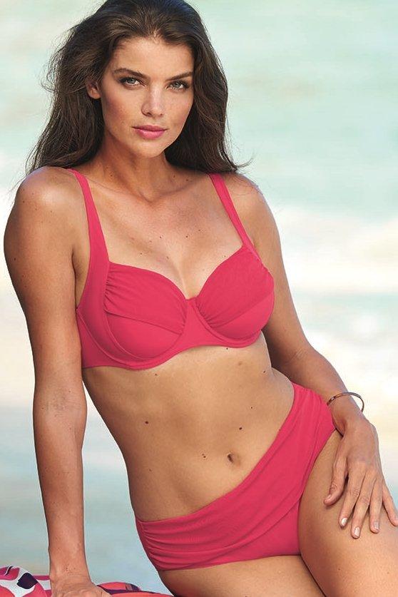 Claudine Poppies bikini