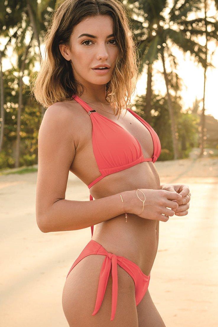 Merina Pink Beach bikini